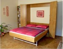 sklápěcí postel Dual