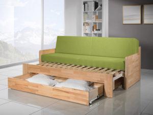 rozkladacia posteľ Dopio